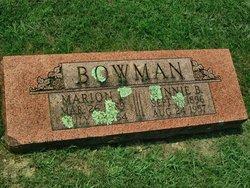 Marion Ivan Bowman