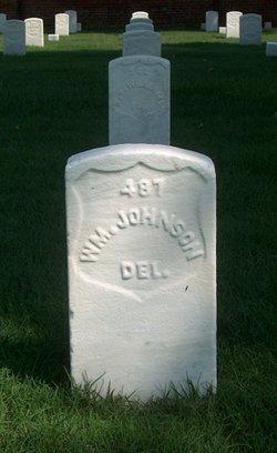 Pvt William T. Johnson