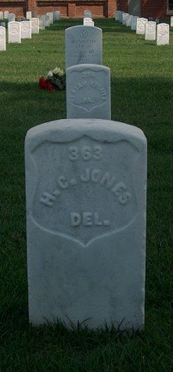 PVT Hugh C. Jones