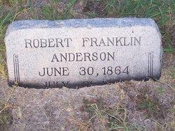 "Robert Franklin ""Bob"" Anderson"