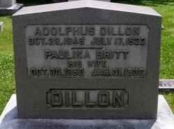 Adolphus Dillon