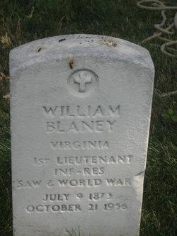 William Blaney