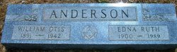 Edna Ruth <I>Mayfield</I> Anderson