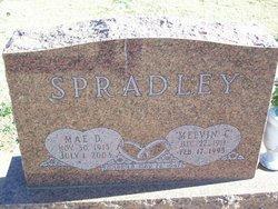 "Melvin Craddock ""Doc"" Spradley"