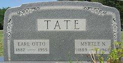 Earl Otto Tate
