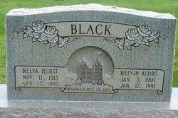 Melvin Aldro Black