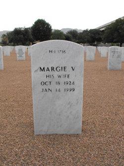 Margie V Garland