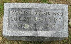 CPL Francis P. Bruzdzinski