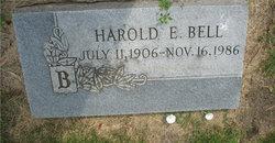 Harold E Bell