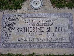 Katherine Marie <I>White</I> Bell