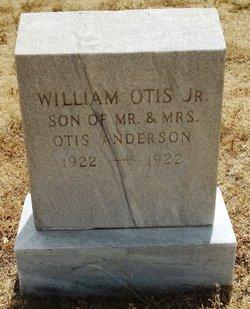 William Otis Anderson, Jr