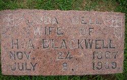 Juda Bell <I>Bowman</I> Blackwell