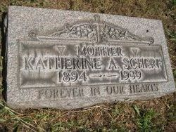 Katherine A Scherf