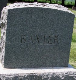 Florence Robena <I>Milne</I> Baxter