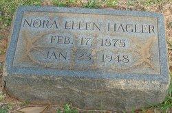 Nora Ellen <I>Hagler</I> Hagler