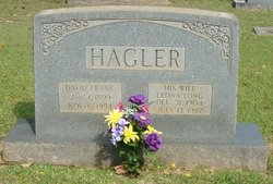 David Frank Hagler