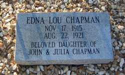 Edna Lou Chapman