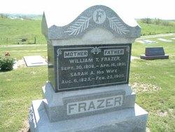 """Sarah Ann """"Sally"""" <I>Owen</I> Frazer"""
