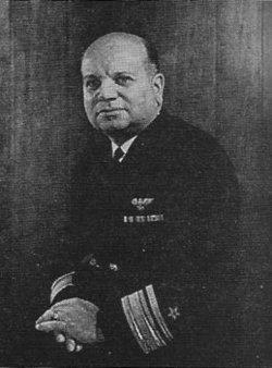 VADM Ralph Eugene Davison