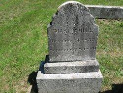 Mary M Hull