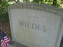 Edward B Wildes