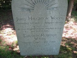 James Haughton Woods