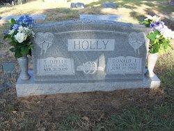Thelma Ozelle <I>Alexander</I> Holly