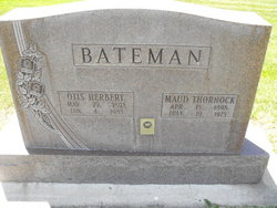 Otis Herbert Bateman