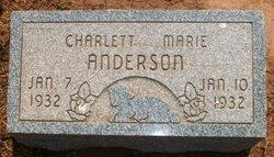 Sharlott Marie Anderson