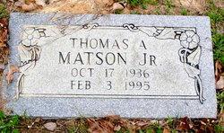 Thomas A. Matson, Jr