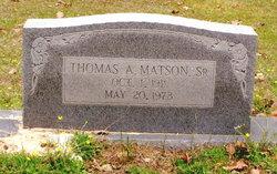 Thomas A. Matson, Sr