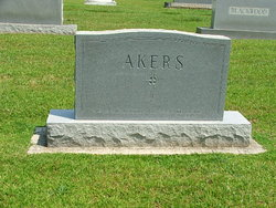 Mary <I>Coons</I> Akers