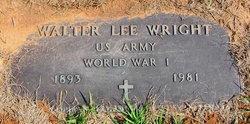 Walter Lee Wright
