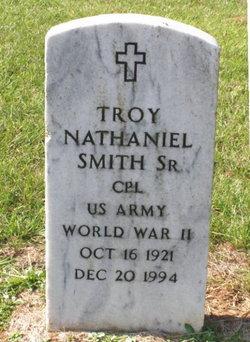 Troy Nathaniel Smith, Sr
