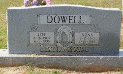 Nona Dowell