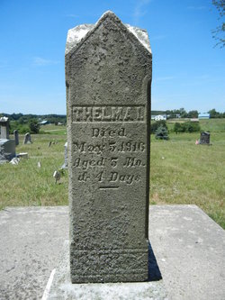 Thelma Irene Bechtel