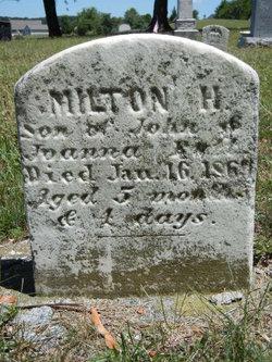 Milton H. Butt
