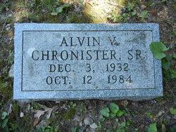 Alvin Vernon Chronister, Sr