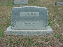S. Quincy Braden