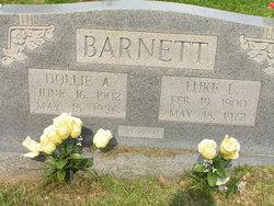Dollie Ada <I>Bishop</I> Barnett
