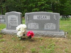 Mary Jean <I>Gay</I> Aegan