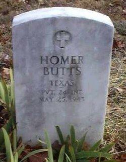 Homer Butts