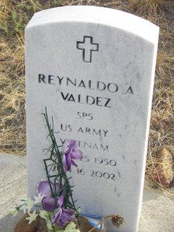 Reynaldo A Valdez