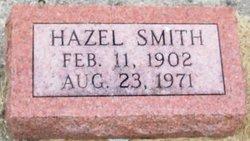 Hazel <I>Patten</I> Smith