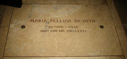 "Maria Paolina Theresa Devota ""Mademoiselle de Chabreuil"" Grimaldi"