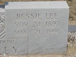 """Elizabeth Ruth """"Bessie"""" <I>Lee</I> Beasley"""