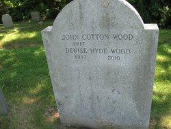 John Cotton Wood