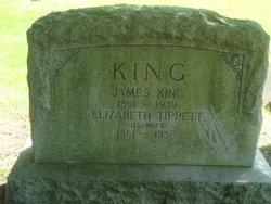 Elizabeth <I>Tippett</I> King