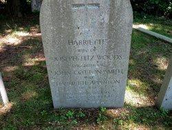 Harriette <I>Smith</I> Woods