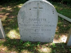 Harriette <I>Woods</I> Sturgis